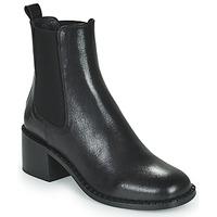 Cipők Női Bokacsizmák Minelli FREYLA Fekete