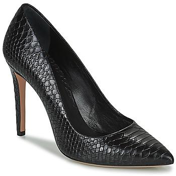 Cipők Női Félcipők Minelli BELOUNA Fekete