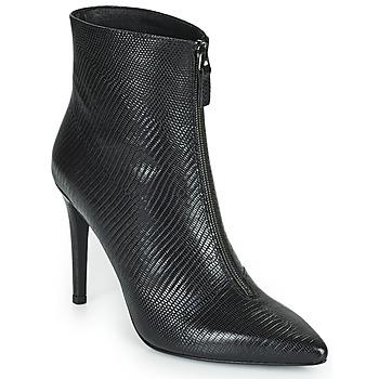 Cipők Női Bokacsizmák Minelli DELILA Fekete