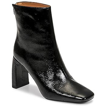Cipők Női Bokacsizmák Minelli CREMIA Fekete
