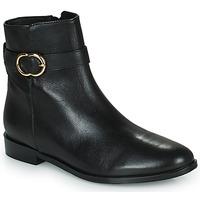 Cipők Női Csizmák Minelli FANNITA Fekete