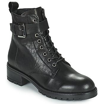Cipők Női Csizmák Minelli NENITA Fekete