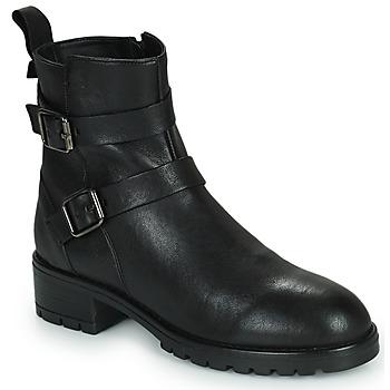 Cipők Női Csizmák Minelli LISTERIA Fekete