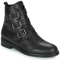 Cipők Női Csizmák Minelli FRANILLA Fekete