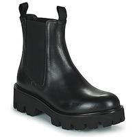 Cipők Női Csizmák Minelli MANINA Fekete