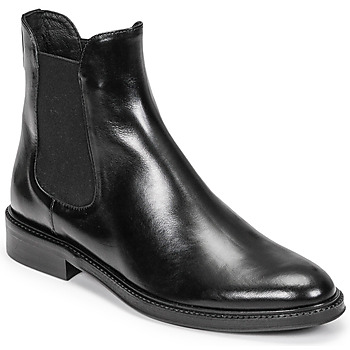 Cipők Női Csizmák Minelli HERNILA Fekete