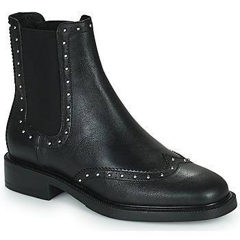 Cipők Női Csizmák Minelli GERINA Fekete