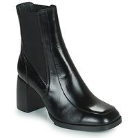 Cipők Női Bokacsizmák Minelli NEOPARA Fekete