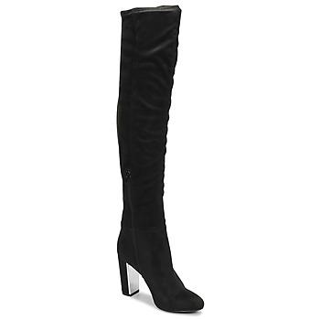 Cipők Női Városi csizmák Minelli  Fekete