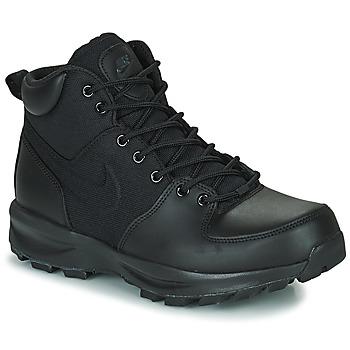 Cipők Férfi Magas szárú edzőcipők Nike NIKE MANOA Fekete