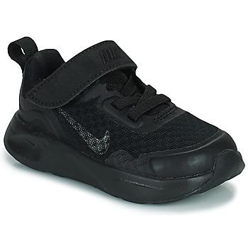 Cipők Gyerek Multisport Nike NIKE WEARALLDAY (TD) Fekete