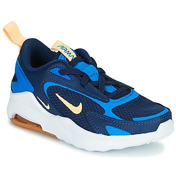 Cipők Gyerek Rövid szárú edzőcipők Nike NIKE AIR MAX BOLT (PSE) Kék