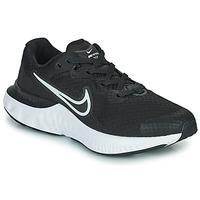 Cipők Gyerek Futócipők Nike NIKE RENEW RUN 2 (GS) Fekete  / Fehér