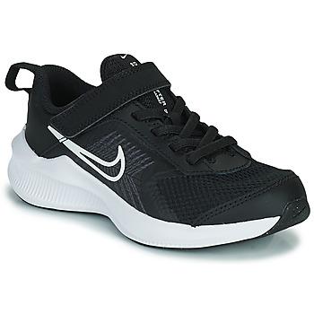 Cipők Gyerek Futócipők Nike NIKE DOWNSHIFTER 11 (PSV) Fekete  / Fehér
