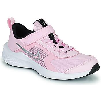 Cipők Gyerek Futócipők Nike NIKE DOWNSHIFTER 11 (PSV) Rózsaszín / Szürke