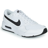 Cipők Gyerek Rövid szárú edzőcipők Nike NIKE AIR MAX SC (GS) Fehér / Fekete