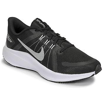 Cipők Női Futócipők Nike WMNS NIKE QUEST 4 Fekete  / Fehér
