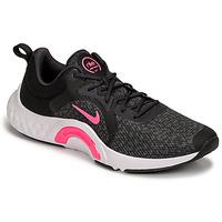 Cipők Női Multisport Nike W NIKE RENEW IN-SEASON TR 11 Fekete  / Rózsaszín