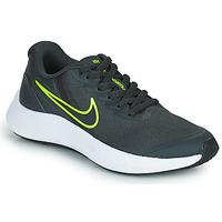 Cipők Gyerek Futócipők Nike NIKE STAR RUNNER 3 (GS) Szürke