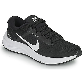 Cipők Férfi Futócipők Nike NIKE AIR ZOOM STRUCTURE 24 Fekete  / Fehér