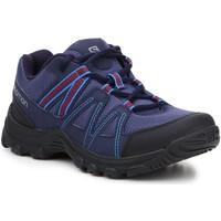 Cipők Női Túracipők Salomon Deepstone W 408741 24 V0 granatowy