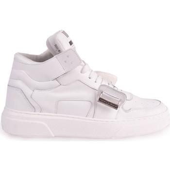 Cipők Férfi Magas szárú edzőcipők Takeshy Kurosawa  Fehér