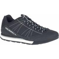 Cipők Férfi Rövid szárú edzőcipők Merrell Catalyst Storm Fekete