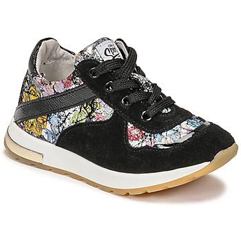 Cipők Lány Rövid szárú edzőcipők GBB LELIA Sokszínű