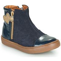 Cipők Lány Csizmák GBB OKITA Kék