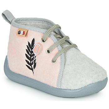 Cipők Gyerek Mamuszok GBB APOLOCHON Rózsaszín
