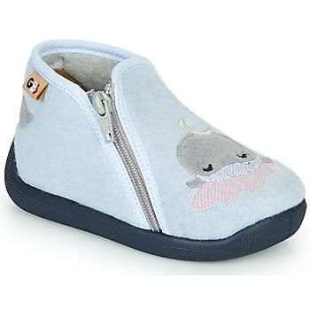 Cipők Lány Mamuszok GBB APOPOTAM Kék