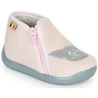 Cipők Lány Mamuszok GBB APOPOTAM Rózsaszín