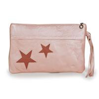 Táskák Lány Estélyi táskák Easy Peasy POUCHY ETOILE Rózsaszín