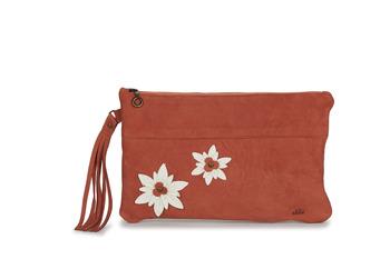 Táskák Lány Estélyi táskák Easy Peasy POUCHY EDELWEISS Rózsaszín