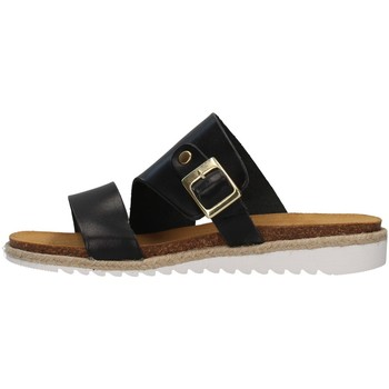 Cipők Női Papucsok Yuna Marsella YM2082 BLACK