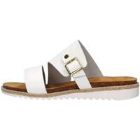 Cipők Női Papucsok Yuna Marsella YM2082 WHITE