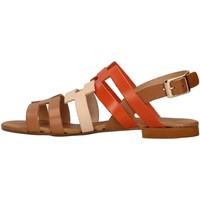 Cipők Női Szandálok / Saruk Yuna Marsella YM1088C BROWN