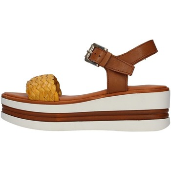 Cipők Női Szandálok / Saruk Pregunta PQ6605000 YELLOW