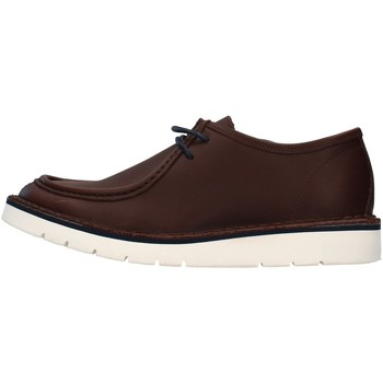 Cipők Férfi Oxford cipők Re Blu' BK14 BROWN