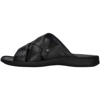 Cipők Férfi Papucsok Enval 7222000 BLACK