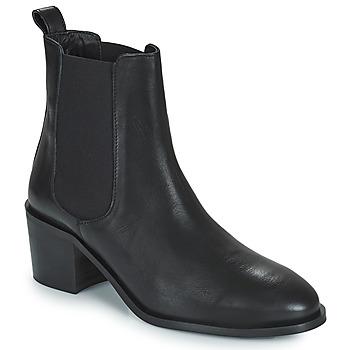 Cipők Női Csizmák JB Martin ADELE Fekete
