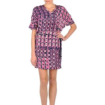 Ruhák Női Rövid ruhák Stella Forest YRO059 Tengerész / Rózsaszín