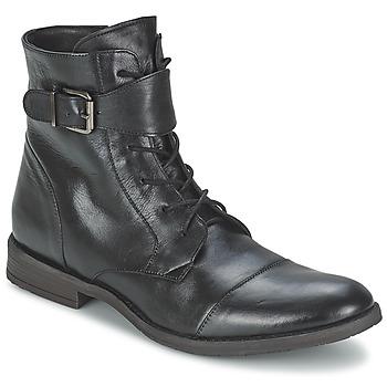 Cipők Női Csizmák Balsamik EMA Fekete