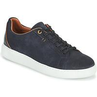 Cipők Férfi Rövid szárú edzőcipők Pellet OSCAR Kék
