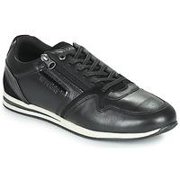 Cipők Férfi Rövid szárú edzőcipők Redskins LUCIDE Fekete