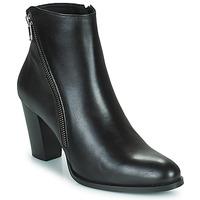Cipők Női Bokacsizmák Fericelli POMIO Fekete