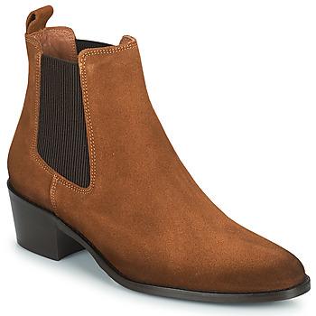Cipők Női Csizmák Fericelli PAMINA Cserszínű
