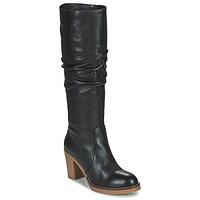 Cipők Női Városi csizmák Fericelli PISTIL Fekete