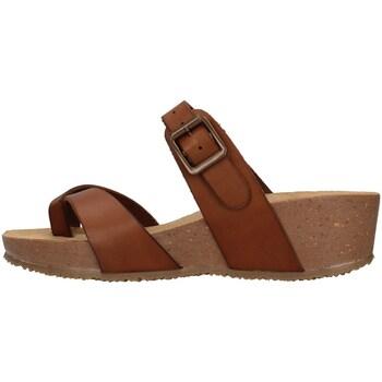 Cipők Női Szandálok / Saruk Bionatura 28A729 BROWN