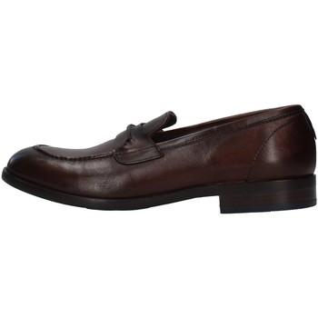 Cipők Férfi Mokkaszínek Re Blu' 7766 BROWN